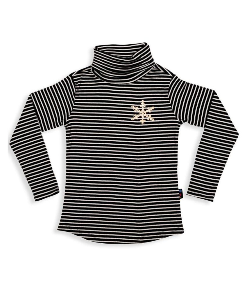 Ventra Multi Color Crew Neck Sweatshirt