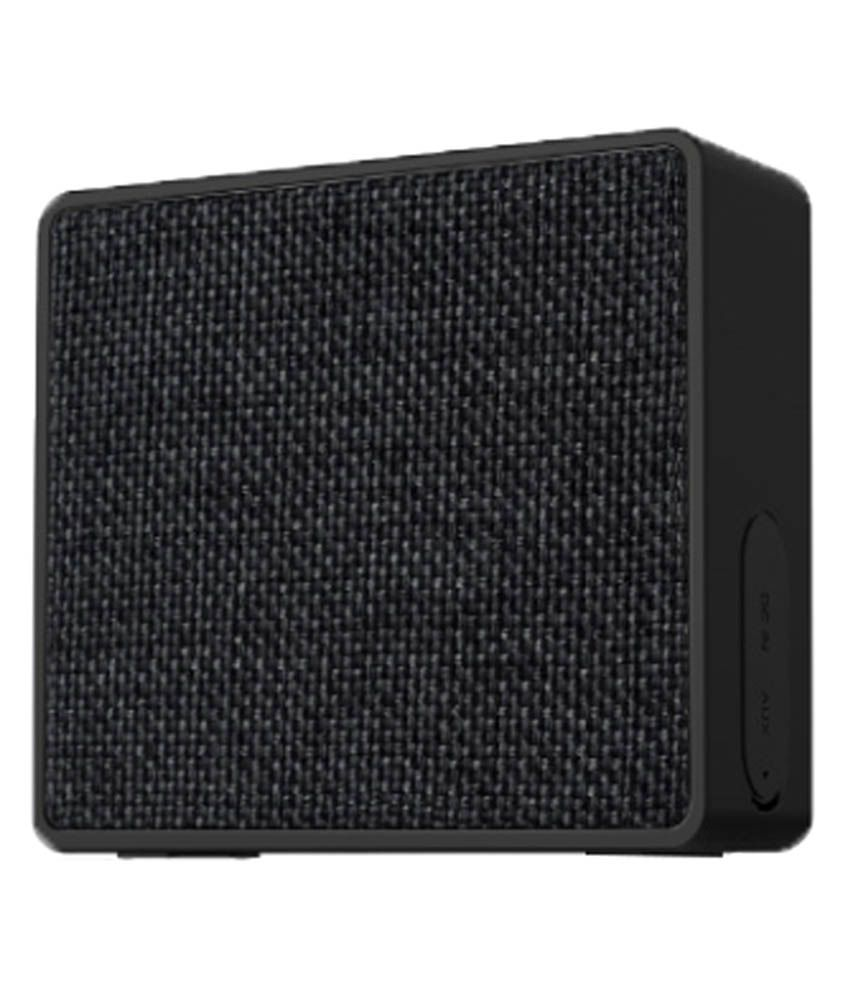 F&D W5 Bluetooth Speaker - Black