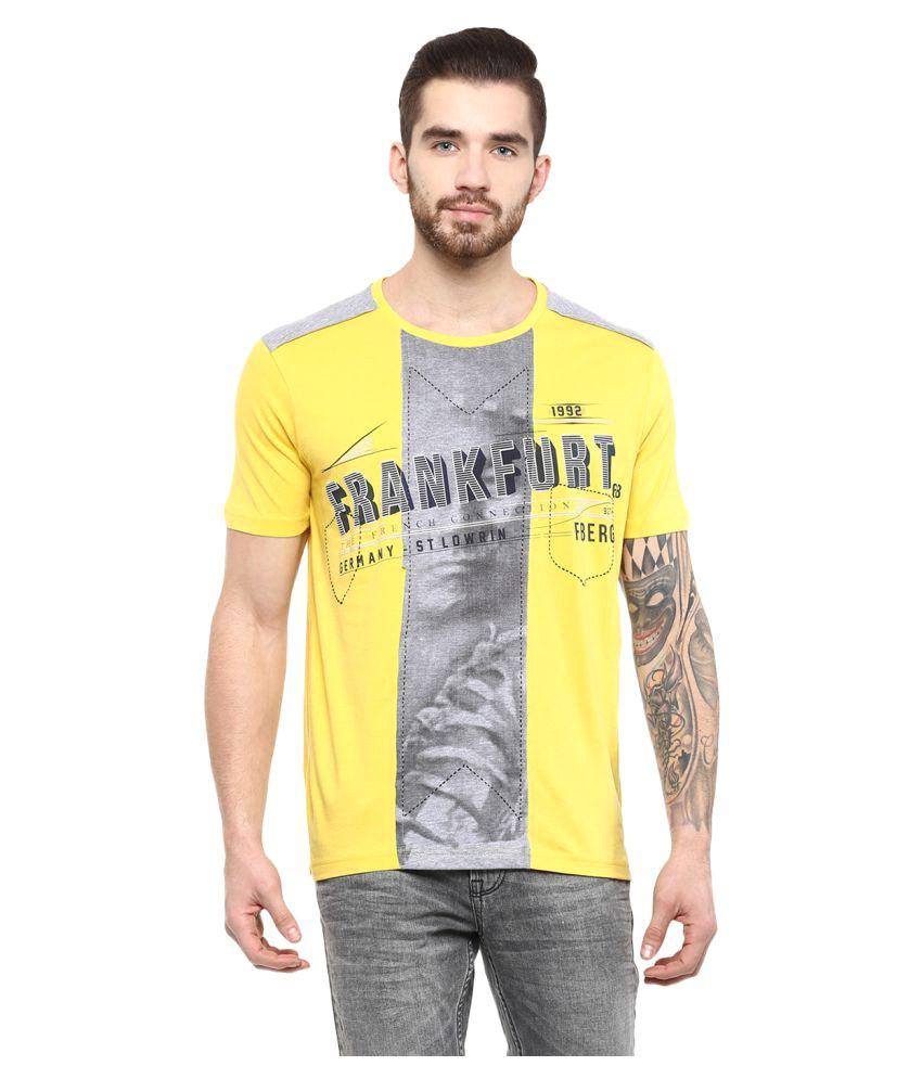 Fritzberg Multi Round T-Shirt