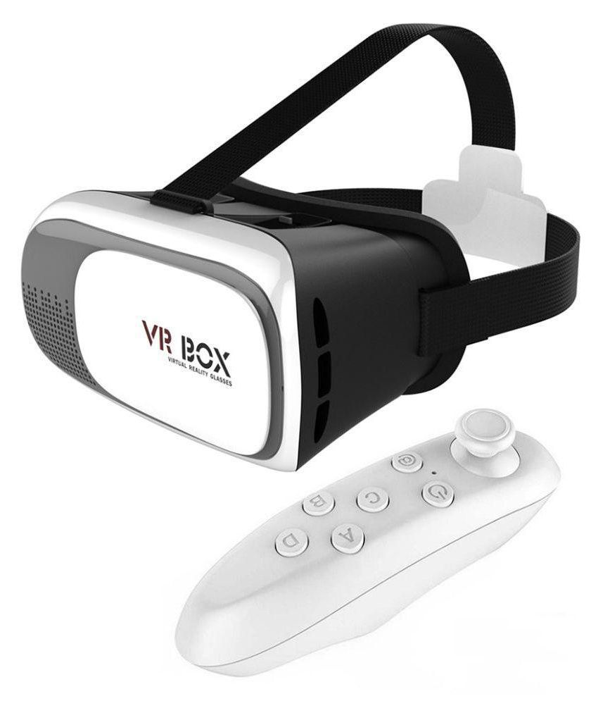 Buy Param Combo of VR Box Virtual Reality 3D Glasses and Bluetooth Remote  Controller Online at Best Price in India - Snapdeal c8263b3469