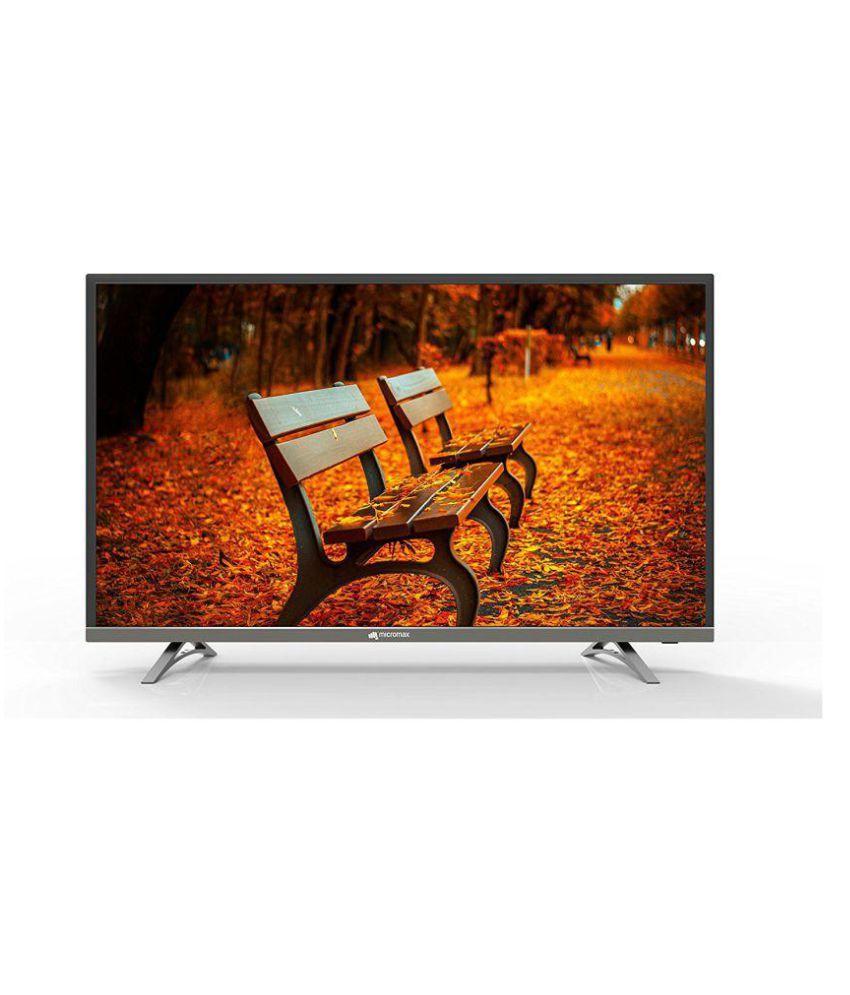 Micromax 43T3940FHD 109 cm ( 43 ) Full HD (FHD) LED Television