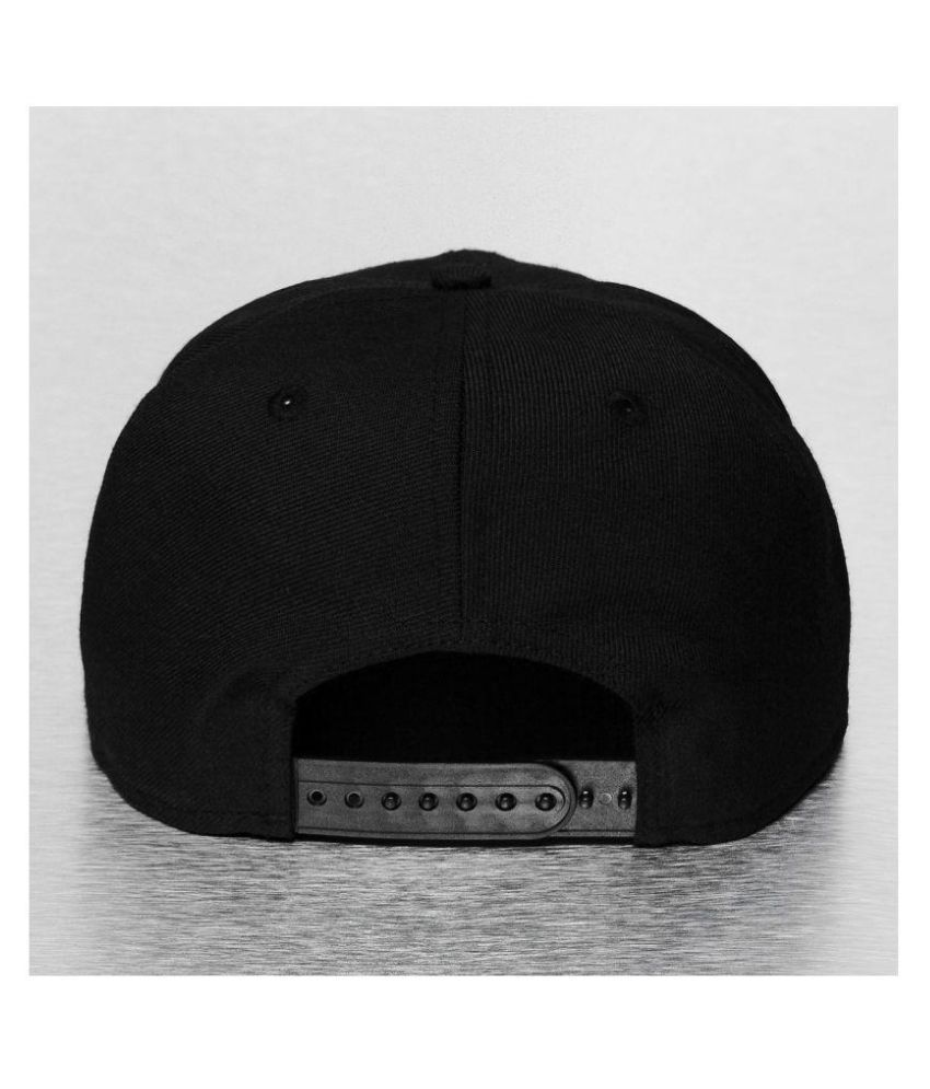 FAS Black Snapback and Hip hop Caps