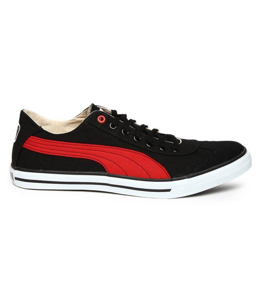 Puma PUMA SHOES 917 Lo DP Sneakers Black Casual Shoes