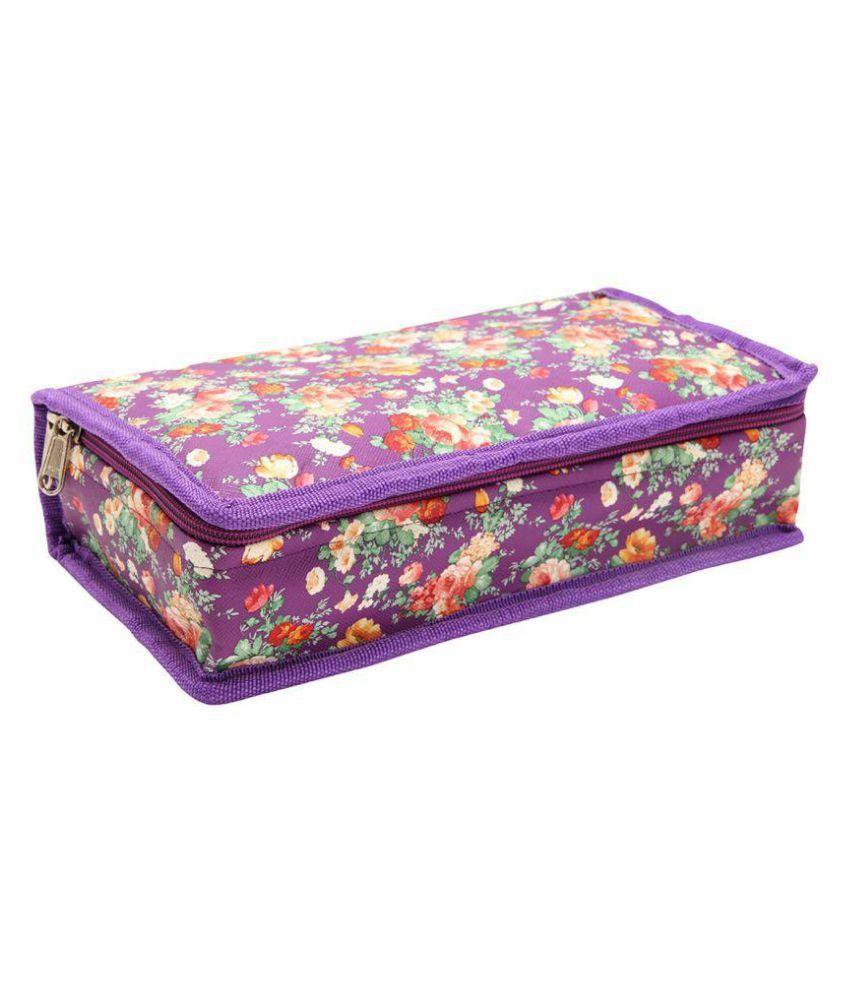 Yash Big Designer Fabric Jewellery Box