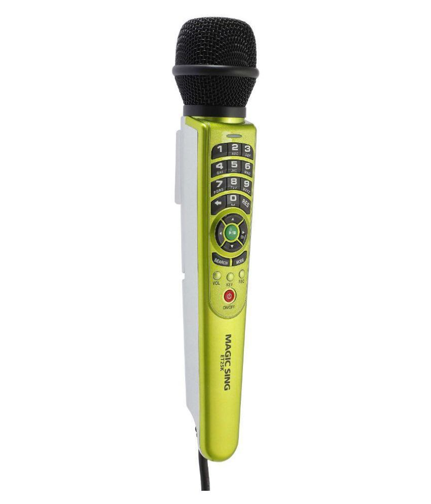 Magic sing ET25k Karaoke Systems with In-built 4600 songs