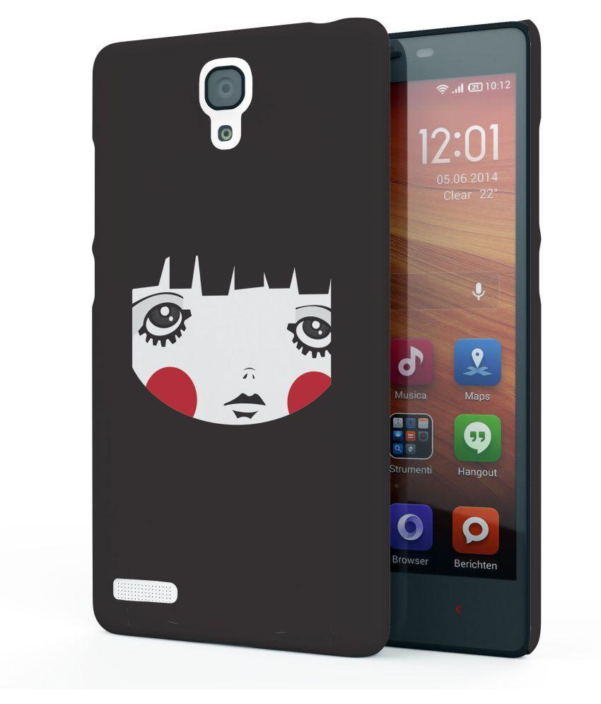 Xiaomi Redmi Note 4G Printed Cover By Koveru