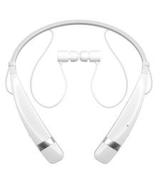 Trenixx Sony Ericsson Live With Bluetooth Headset - White