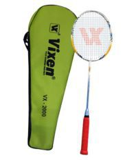Vixen Power Pack 2000 Strung Badminton Racquet