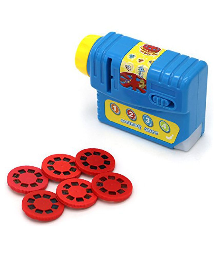 Fun Projector Toys - a tutorial game of learning through flash images; designed for preschoolers, co