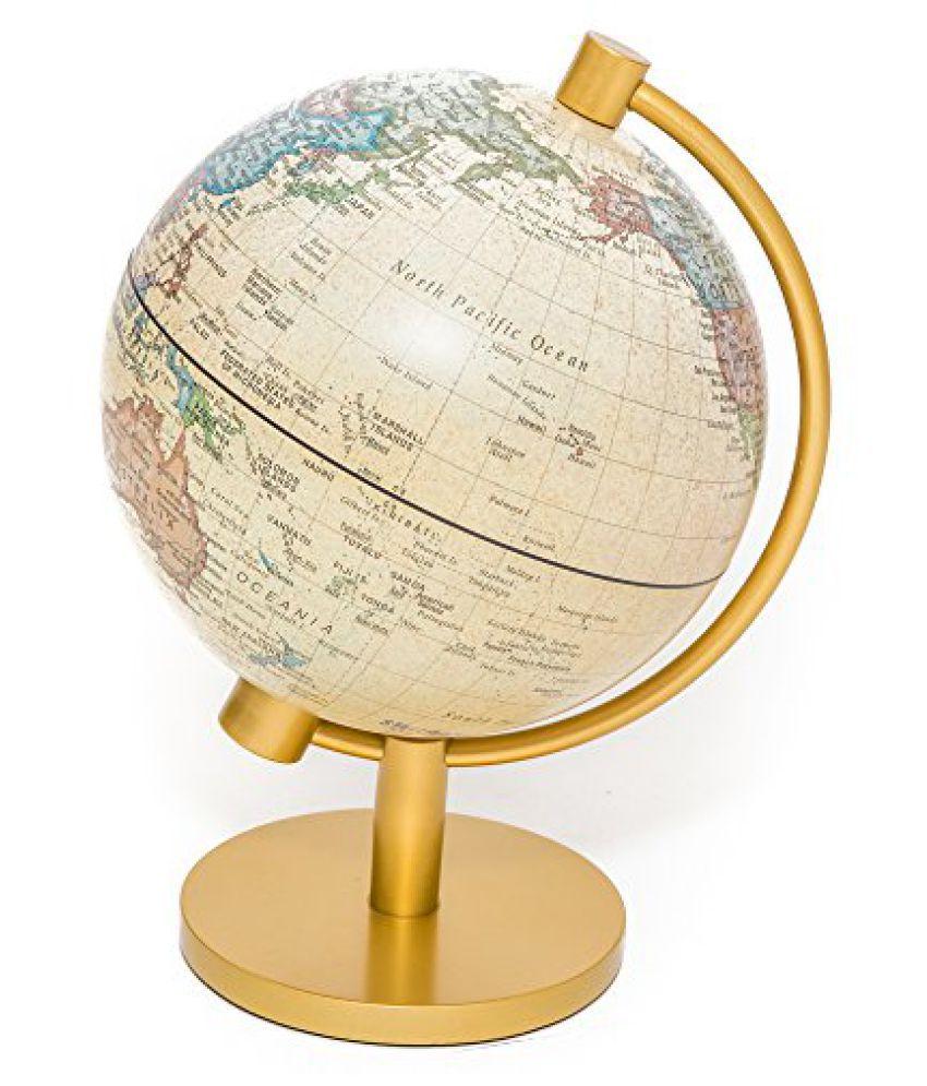 Mini Size Classic Globe of the World 4