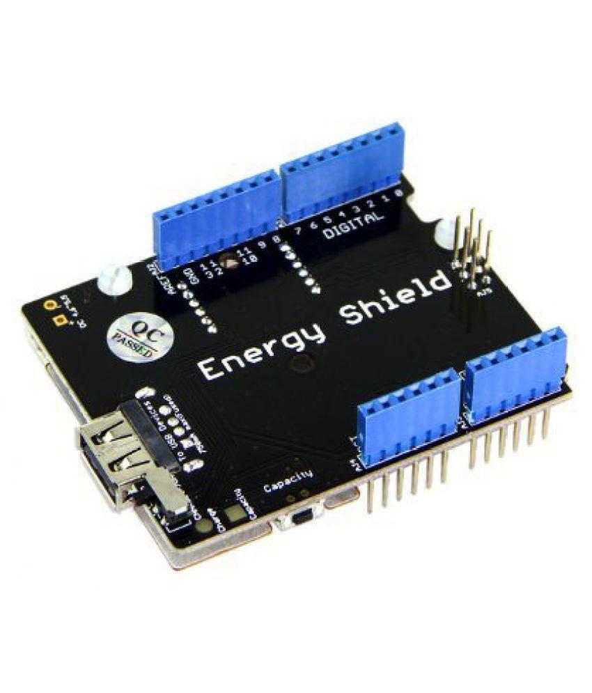 Arduino Energy Shield