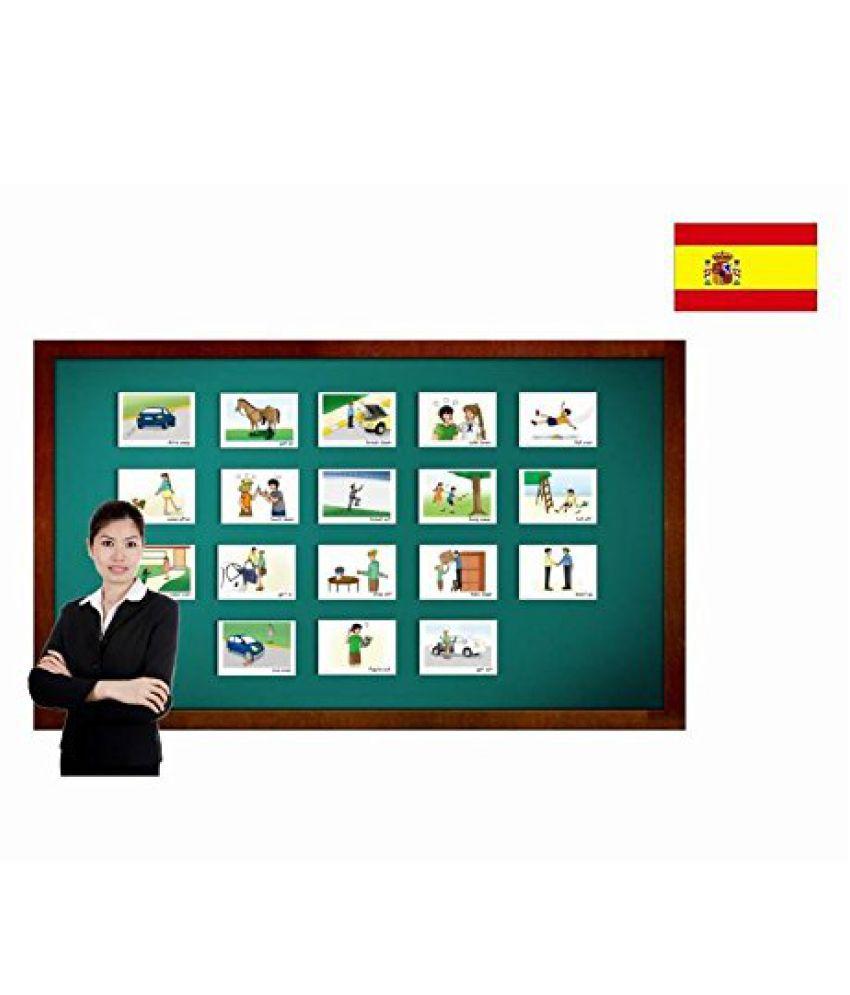 Tarjetas de vocabulario - Phrasal Verbs Flashcards in Spanish - Verbos compuestos 2