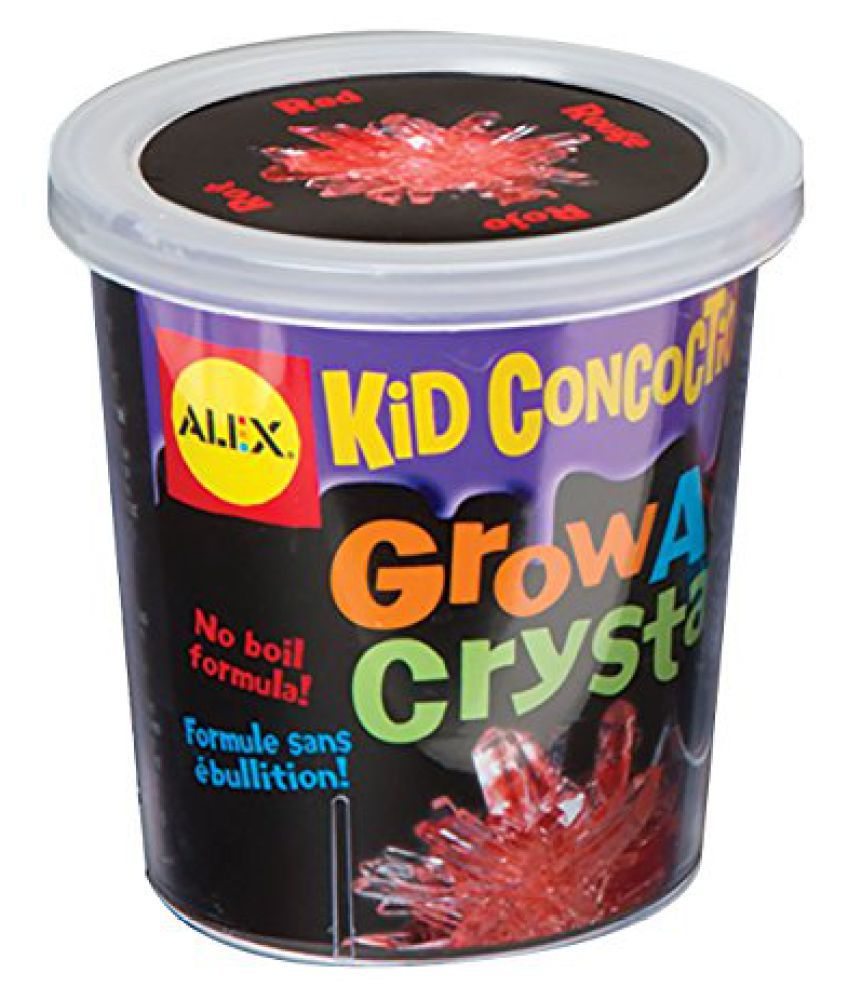 ALEX Toys Kid Concoctions Grow a Crystal kids educational playing toy