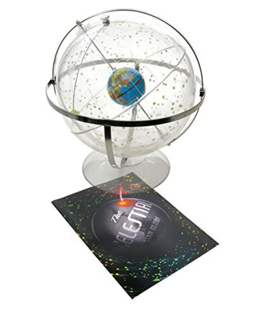 American Educational 300 Transparent Celestial Globe, 12