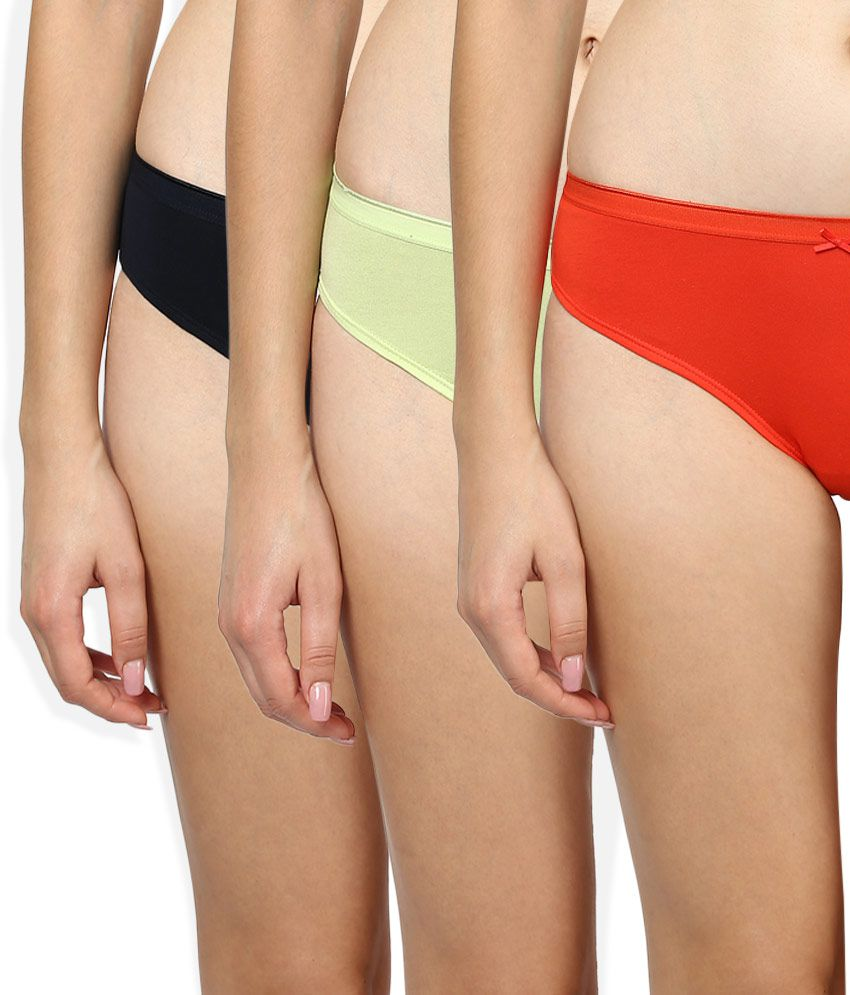 61210936d1e6 Buy Bwitch Cotton Bikini Panties Online at Best Prices in India - Snapdeal