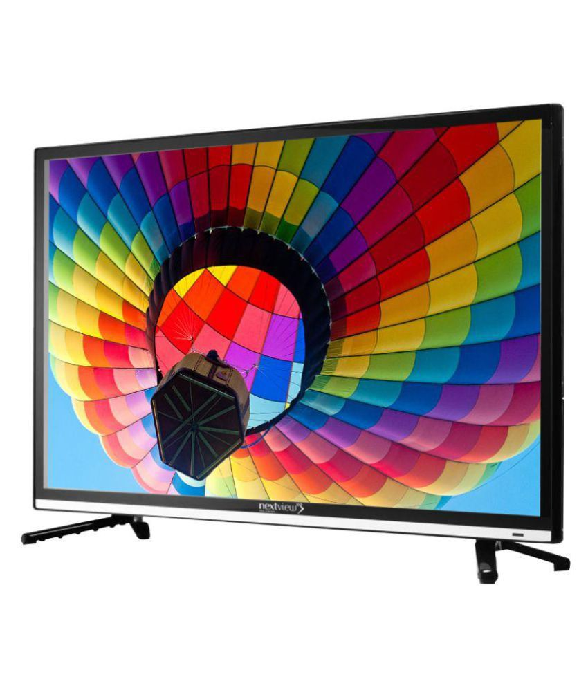 Nextview NVHF24 60.96 cm ( 24 ) Large Black Full HD (FHD) 1 Year Warranty