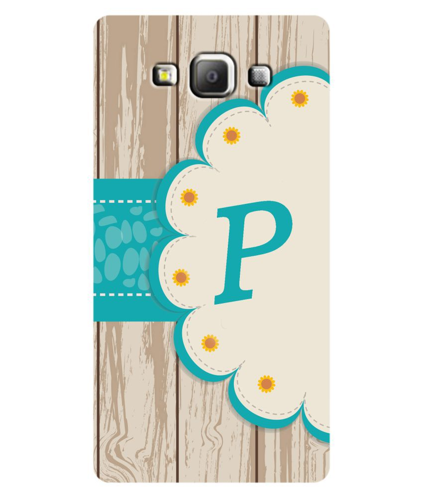 Samsung Galaxy A7 Printed Cover By SWAGMYCASE