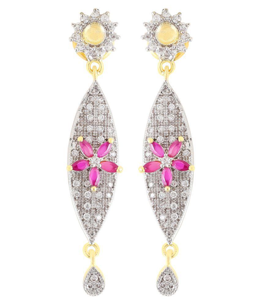 Fasherati Multicolour Earrings