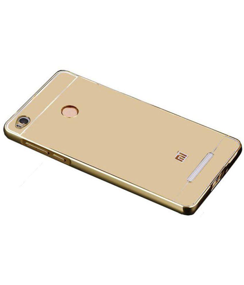 factory authentic be8db de170 Xiaomi Redmi 3s Prime Bumper Cover by Tecozo - Golden