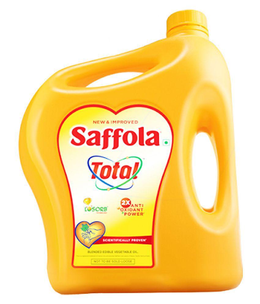Saffola Total Oil 5 Lt