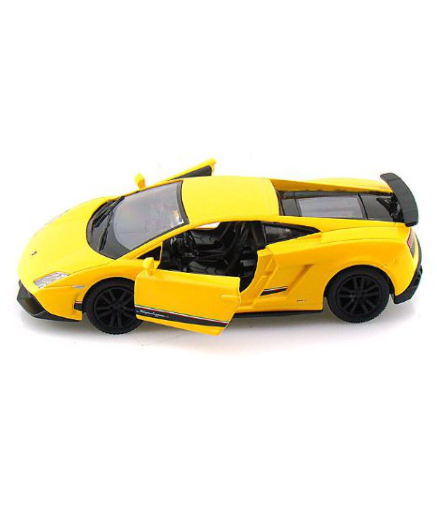 ... Lamborghini Gallardo LP 570 4 Superleggera 1/36 Yellow ...