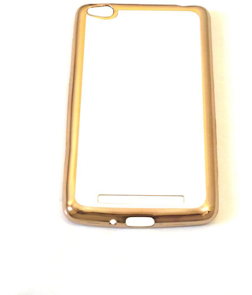 Xiaomi Redmi 3S Cover by Kolorfame - Golden