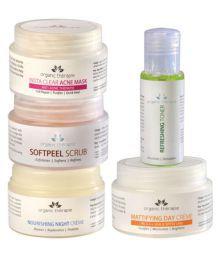 Organic Therapie Day Cream 50 Gm Pack Of 5