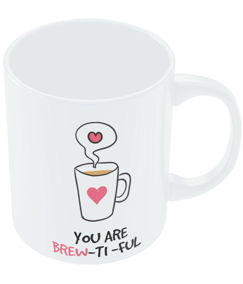 PosterGuy Ceramic Coffee Mug 1 Pcs 280 ml