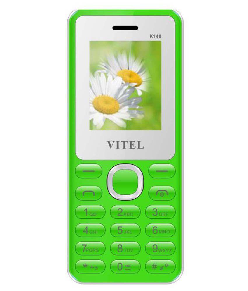 Vitel K140 4GB and Below Green