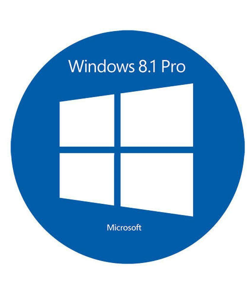 655b1fab7 Microsoft Windows 8.1 Pro Seal Pack 64 Bit - Full Version