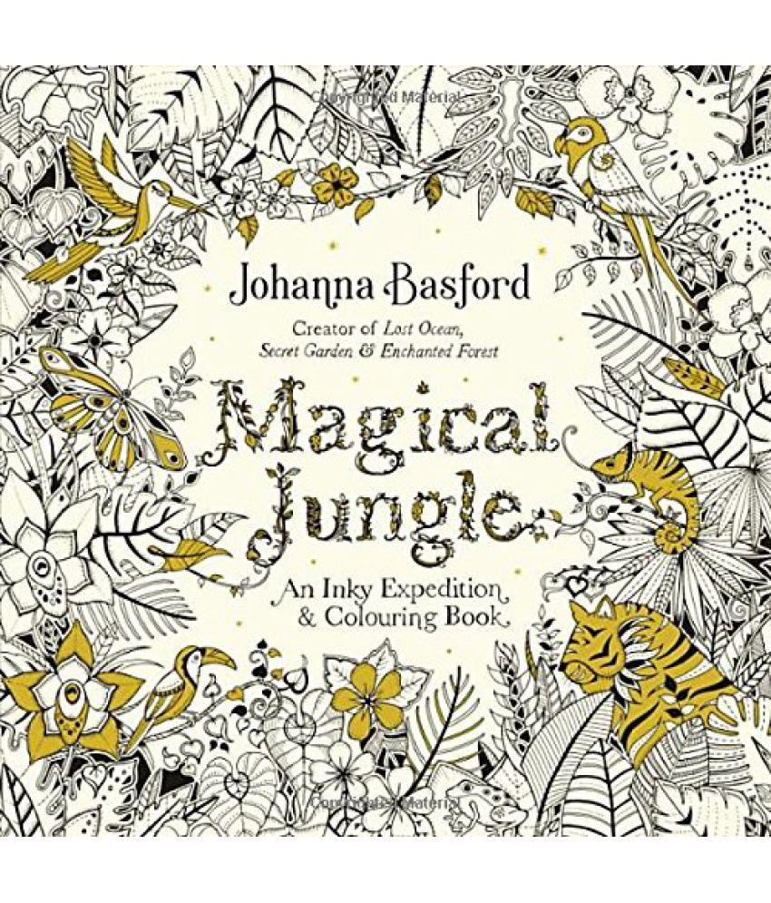 Magical Jungle Lead Title