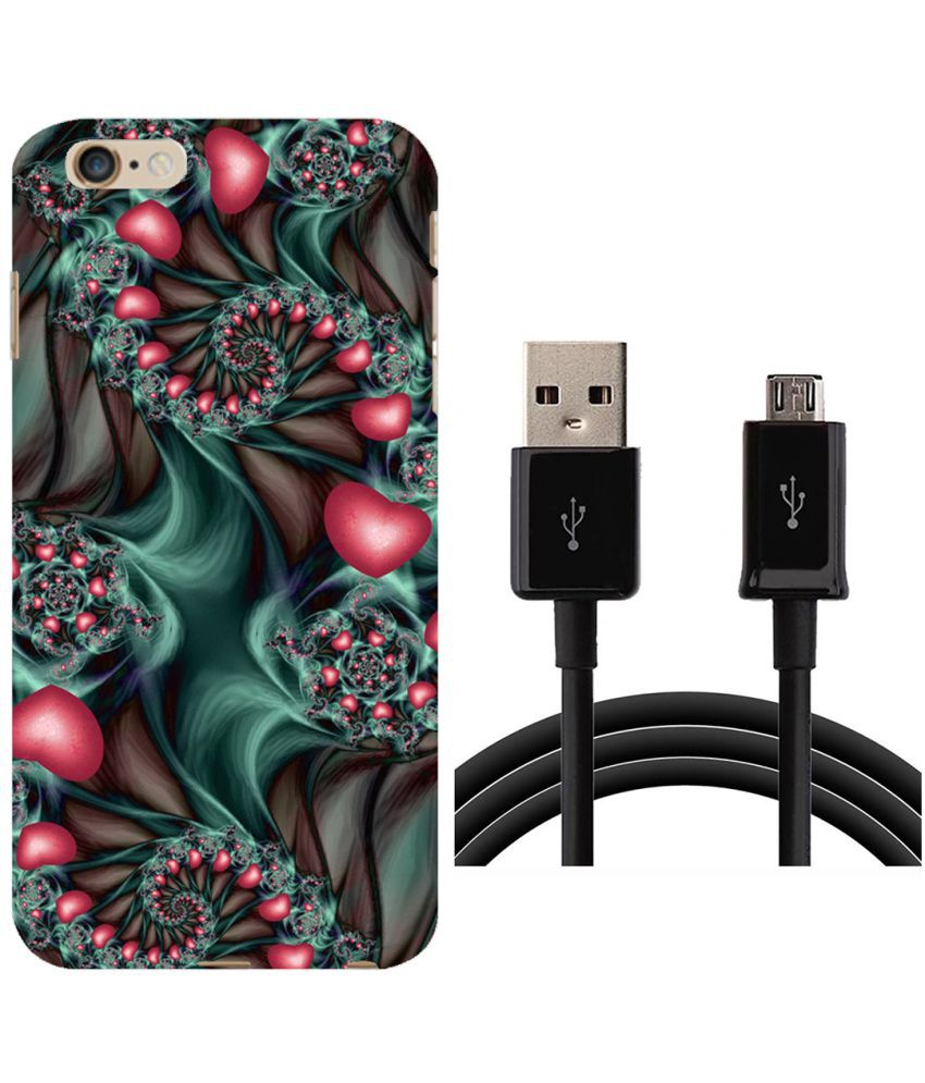 Apple iPhone 6 Plus Cover Combo by Style Crome