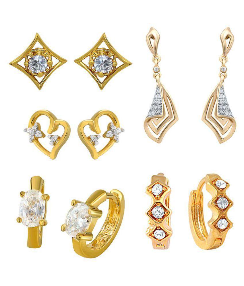 Mahi Multicolor Earrings