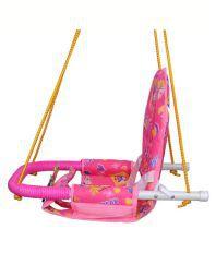 Zakina pink high chair single