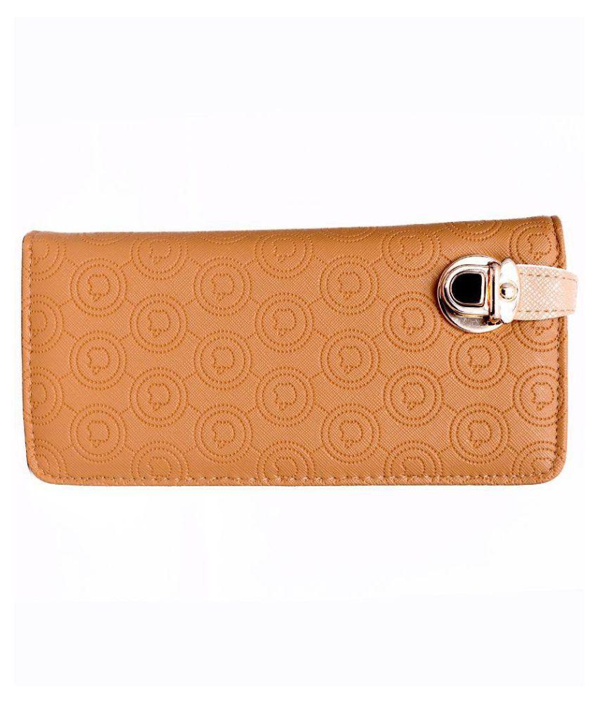 Zakina Beige Wallet