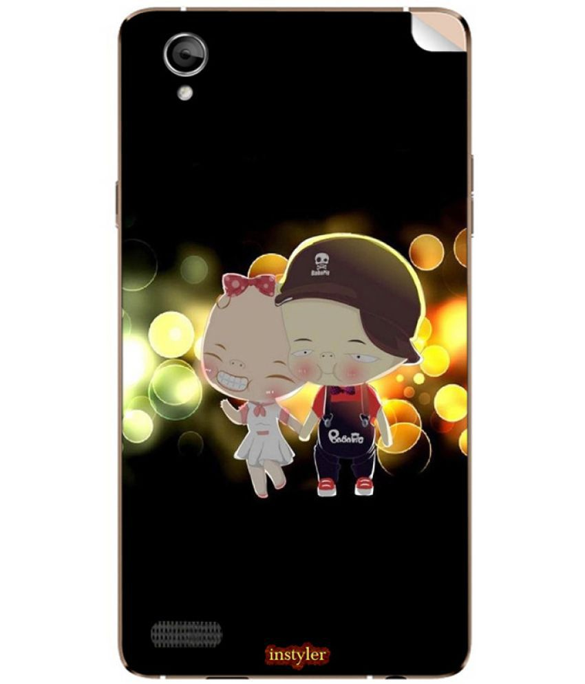 Oppo Mirror 5 Designer Sticker by Instyler