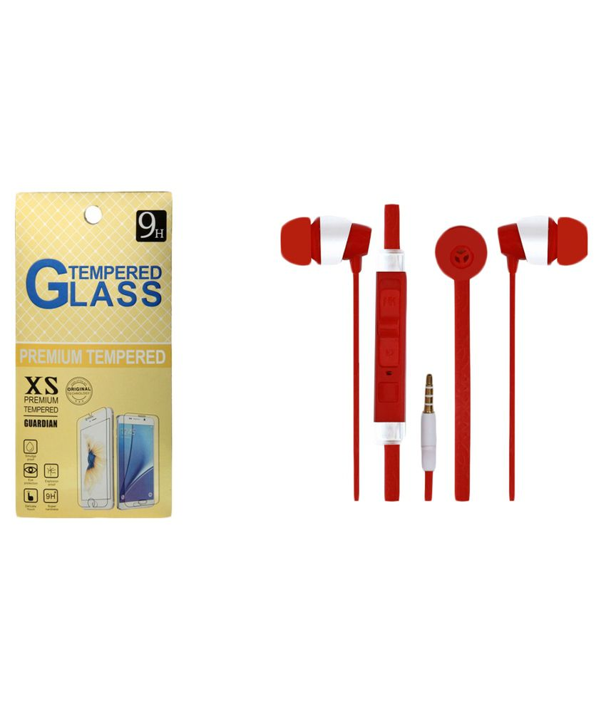 Micromax Canvas Selfie A255 Tempered Glass Screen Guard By Incell