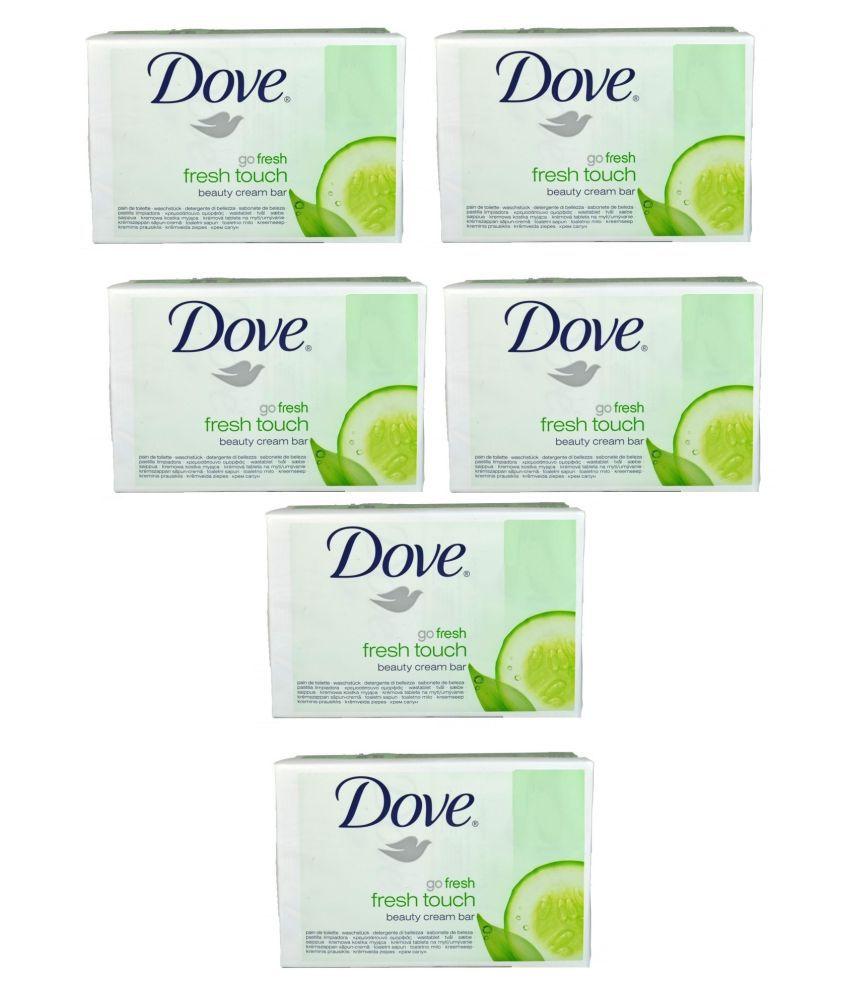 Dove Go Fresh Touch Beauty Cream Bar 135g in bd;