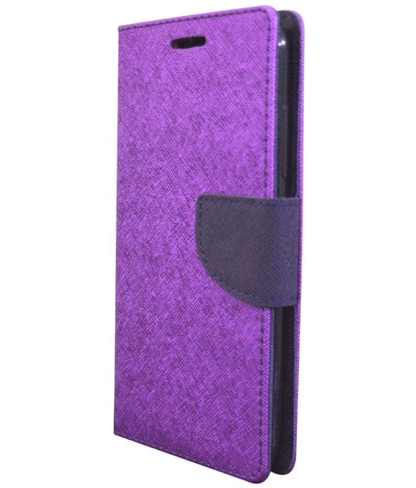 new styles b7ec3 2e4f7 Sony Xperia Z Ultra Flip Cover by COVERNEW - Purple