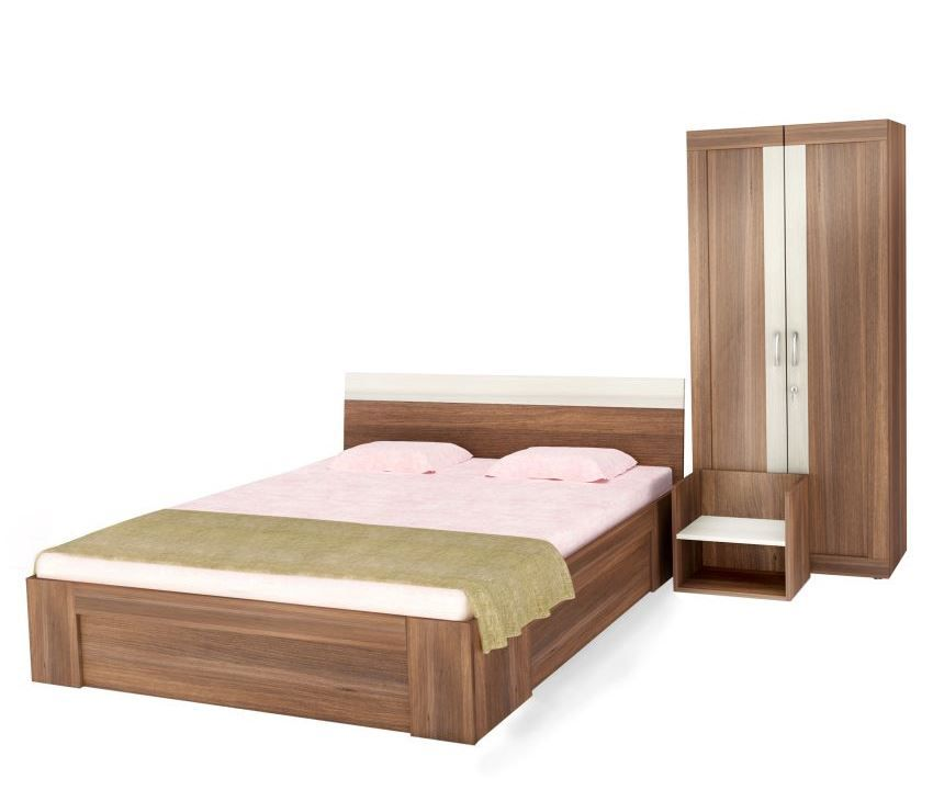 Unicos Atlanta Bedroom Set In Dual Tone I Buy Unicos