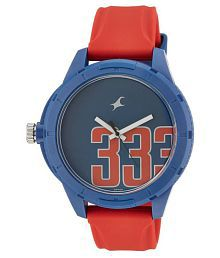 Fastrack Analog Blue Dial Watch - 38019PP01_MEN