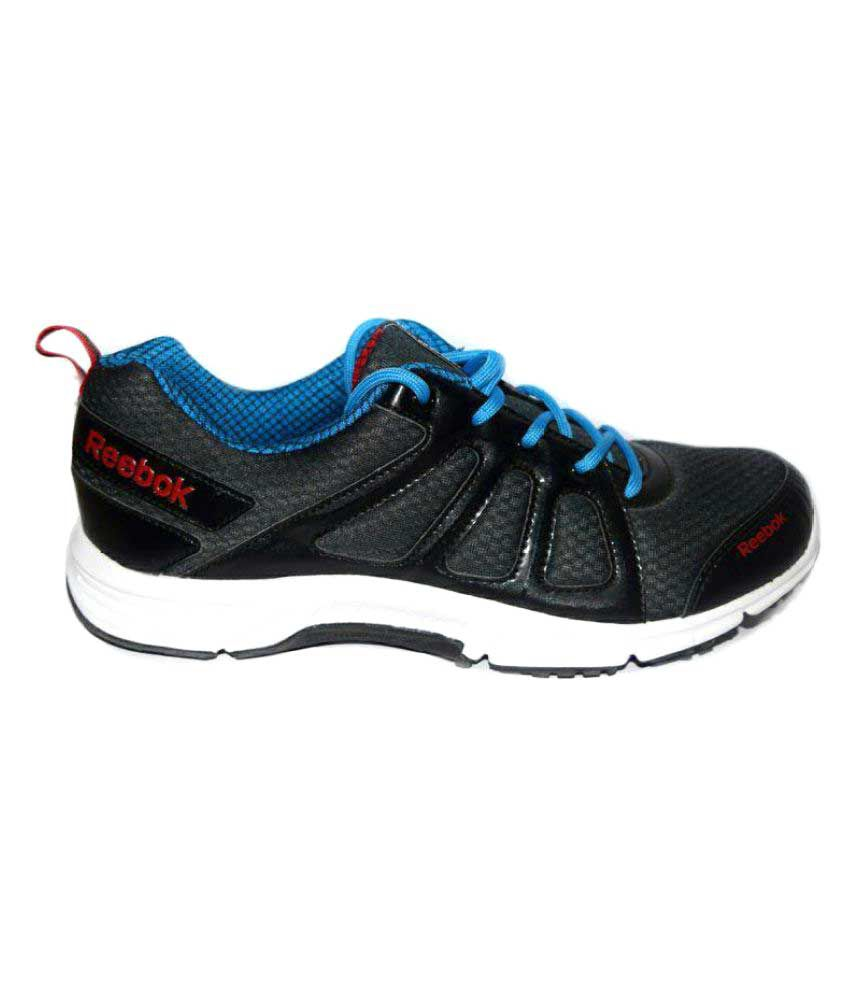 Reebok Blue Running Shoes