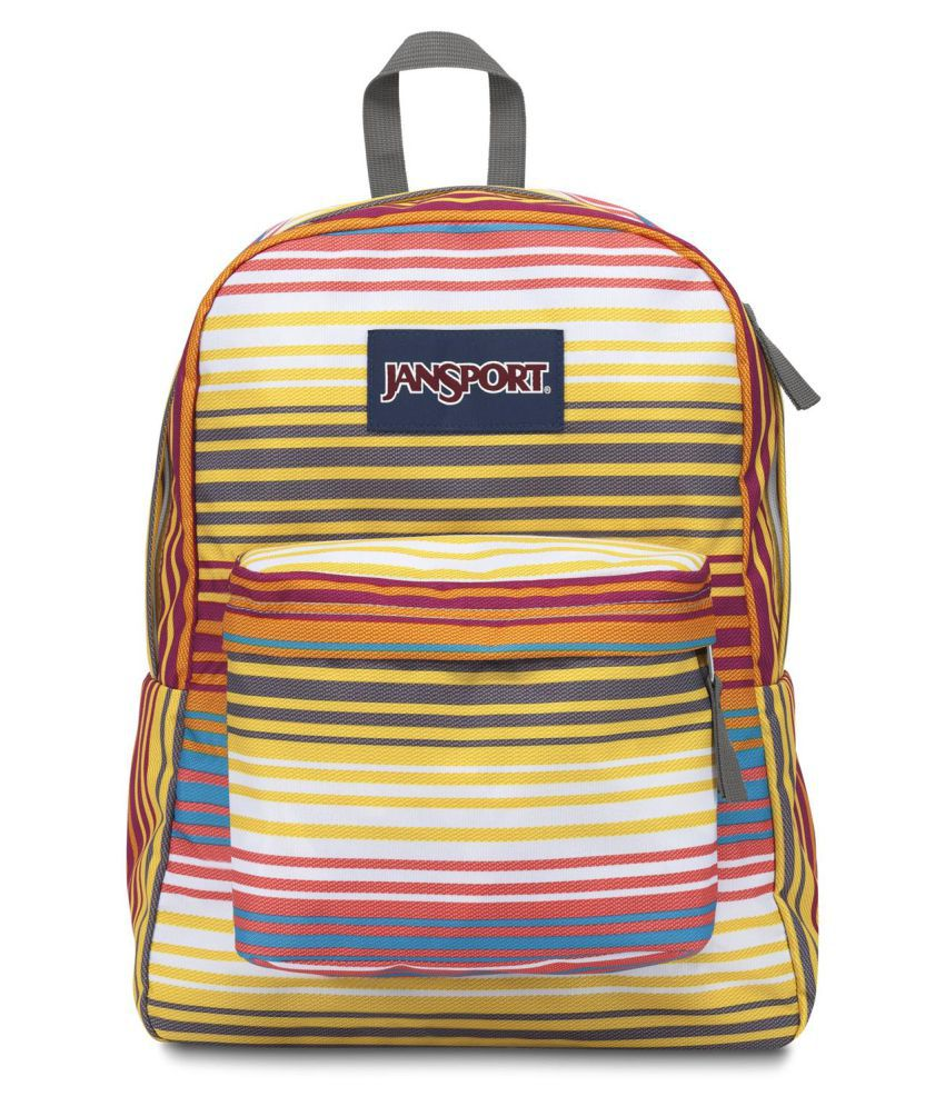 5bc70553e Jansport Multicolor Backpack available at SnapDeal for Rs.1999