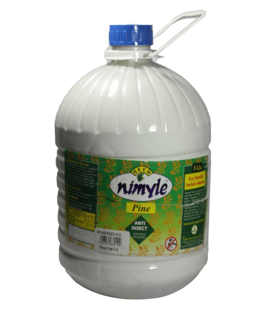 Nimyle Pine Floor Cleaner | 5 Ltr: Buy Nimyle Pine Floor Cleaner | 5