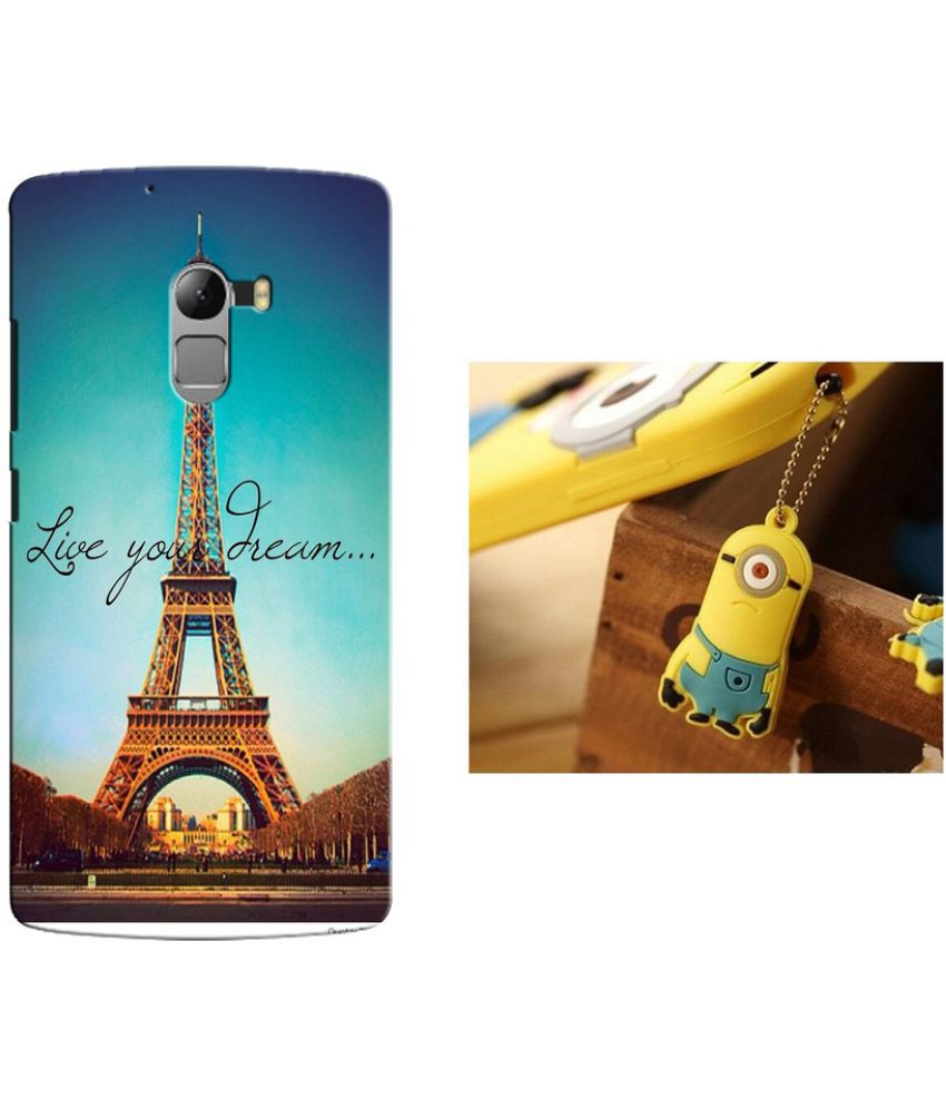 Lenovo K4 Note Printed Cover By CHUNGROO
