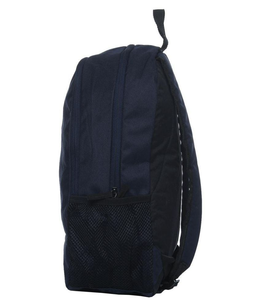 a93348925a0c Nike Navy Blue Backpack - Buy Nike Navy Blue Backpack Online at Low ...