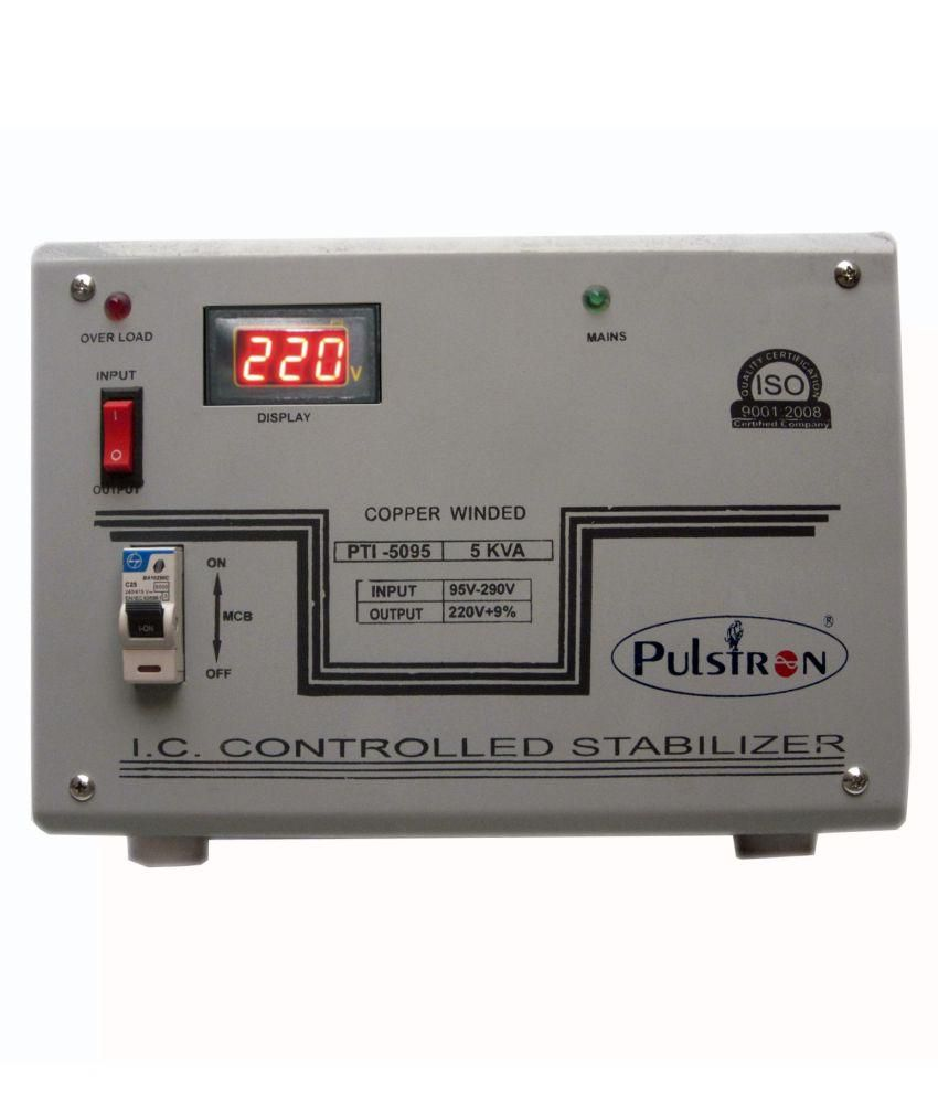 Pulstron PTI-5095 Voltage Stabilizer