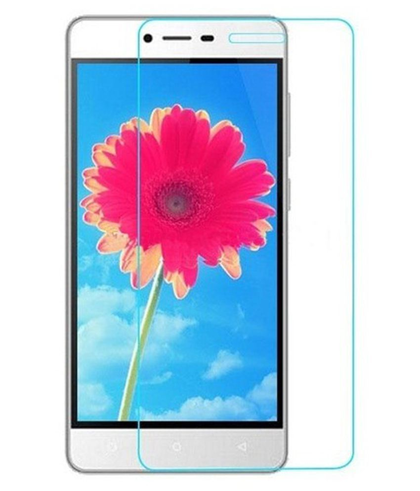Gionee F103 Tempered Glass Screen Guard By Hook