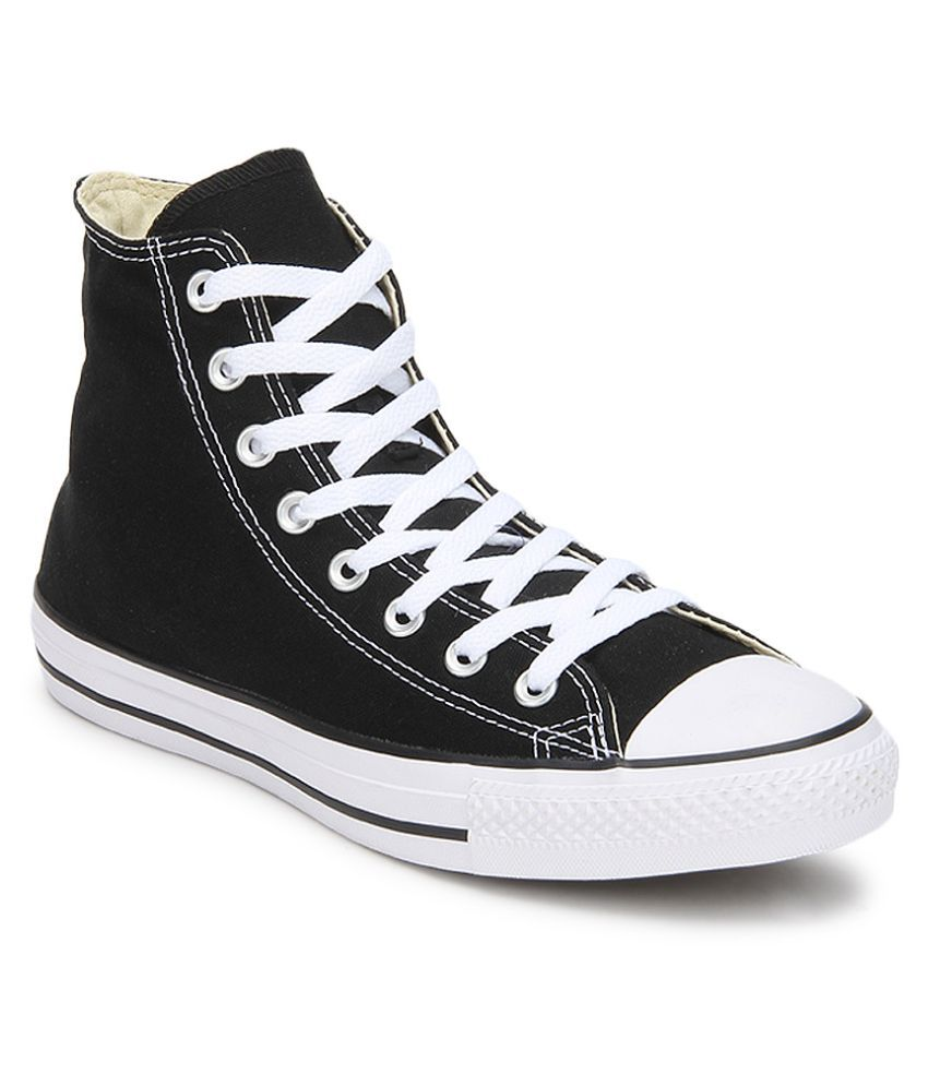 Converse All Star 150756CCTHI High Ankle Sneakers Black ...