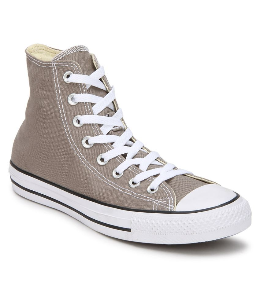 Price available in white or black for about 2399 for all four - Converse All Star 150777ccthi High Ankle Sneakers Beige Casual Shoes Available At Snapdeal For Rs